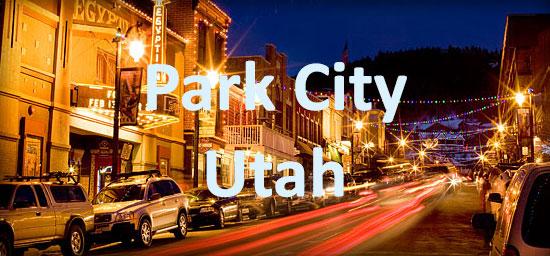 Park city utah for Cabine a park city utah